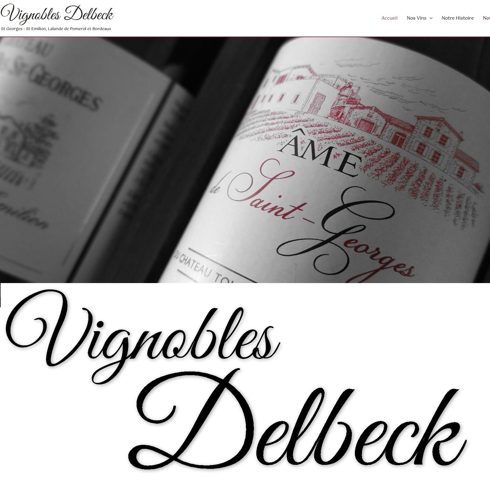 Les Vignobles Delbeck